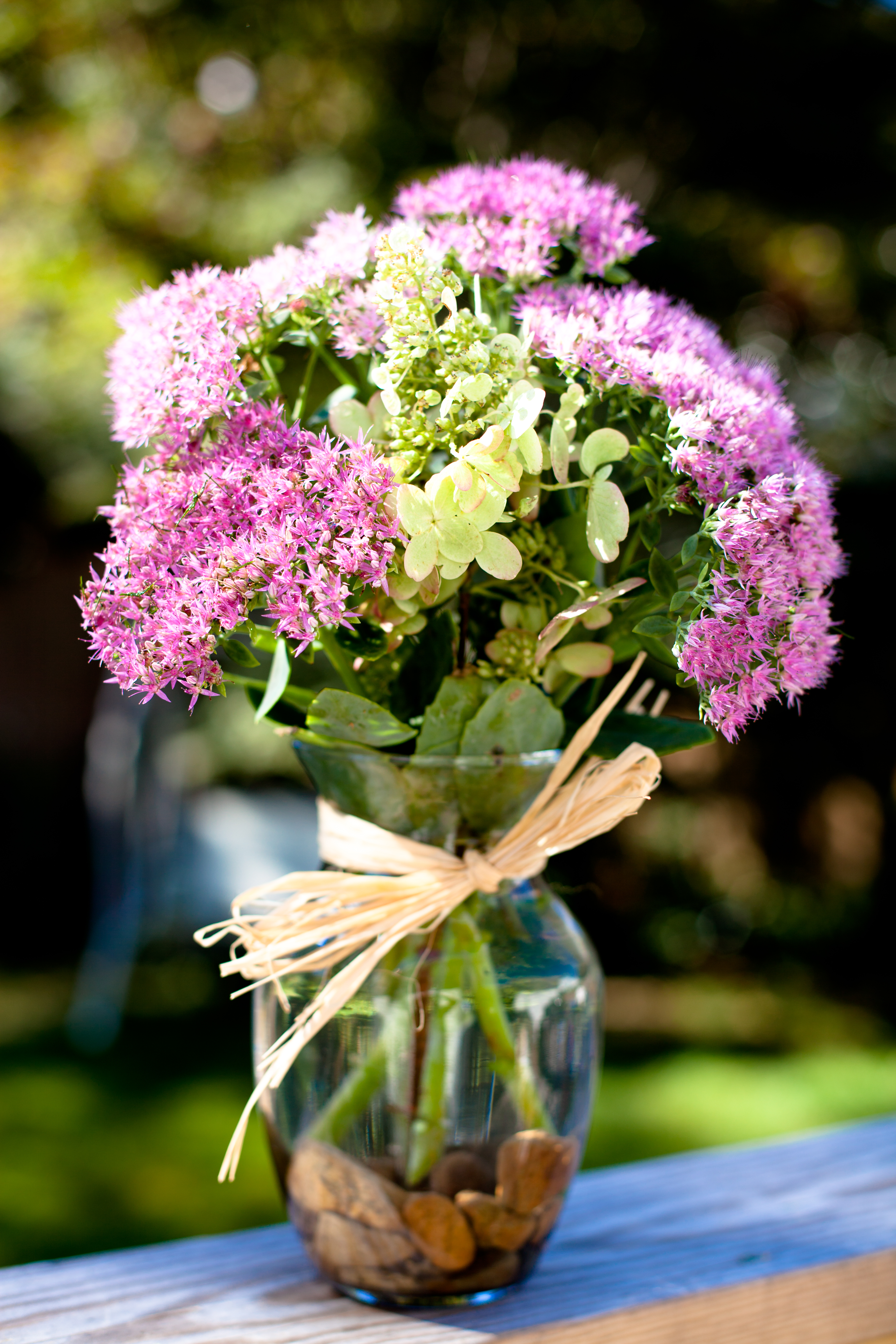wedding idea backyard centerpieces boston north shore u0026 new